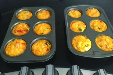 Frittata Egg Muffins