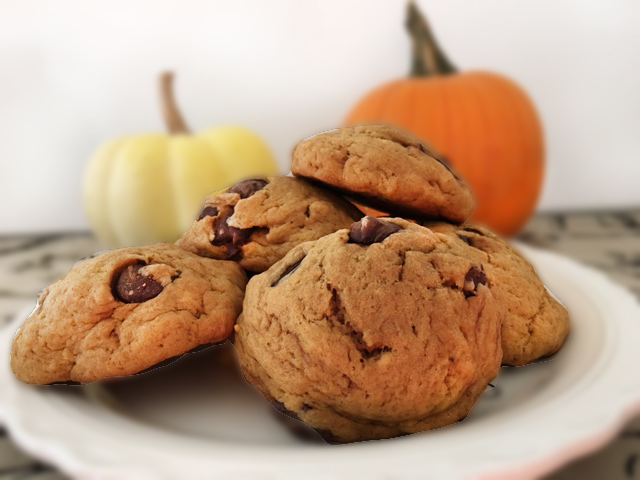 3 ways to minimize the Halloween candy overdose plus new Pumpkin Spice Chocolate Chip Cookie recipe