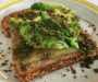 Za'Atar Toast: Take your avocado toast to the next level!